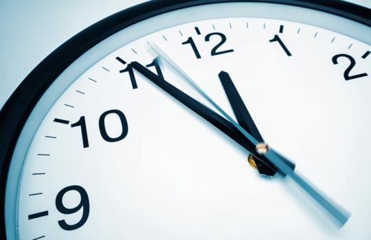puntualidad