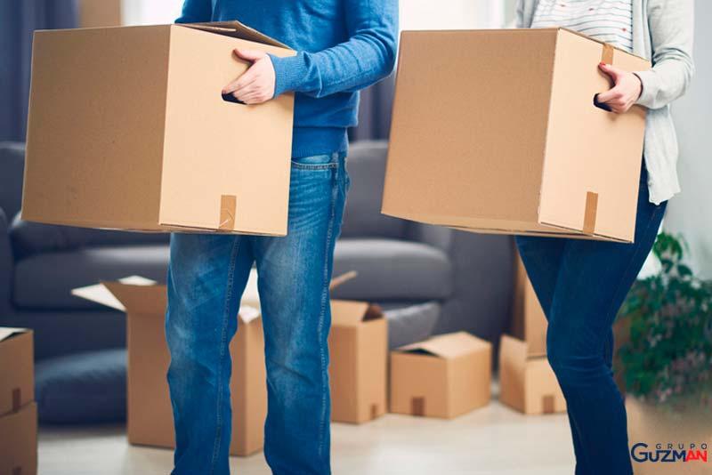 Planificar mudanza haciendo inventario