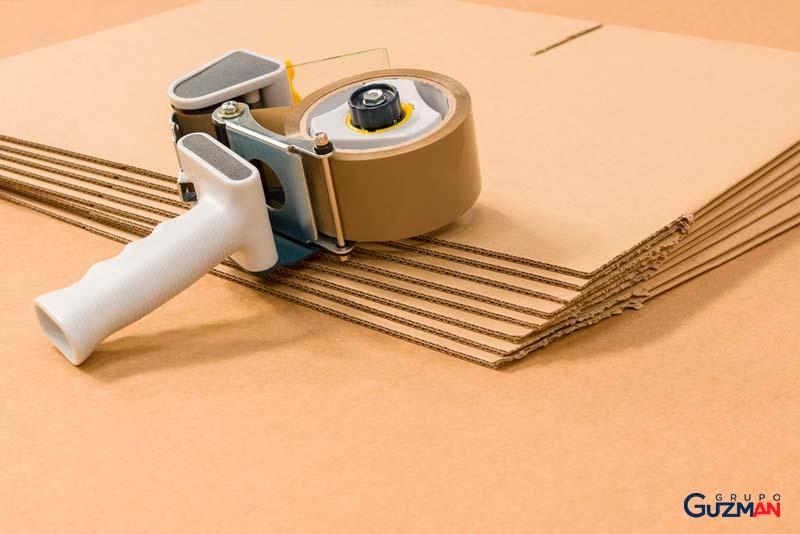 ¿Qué materiales son necesarios para una mudanza?
